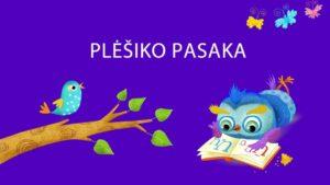 """AKADEMIJOS TEATRO SPEKTAKLIS """"PLĖŠIKO PASAKA"""""""