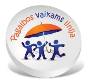 PAGALBOS VAIKAMS LINIJOS REKLAMINIO SKYDELIS